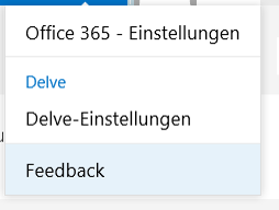 User_Delve_Einstellungen