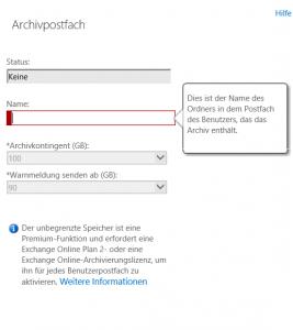 Emailarchivierung4