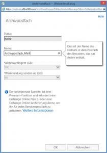 Emailarchivierung6