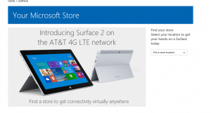 Surface2LTE