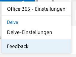 User_Delve_Einstellungen