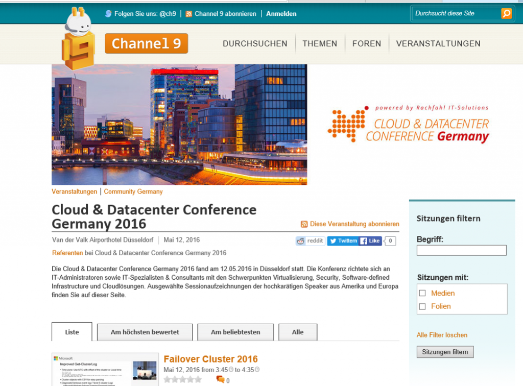 ch9CloudConference2016